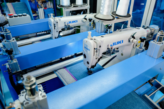 BQ-65 Automatic Mattress Border Quilter Machine