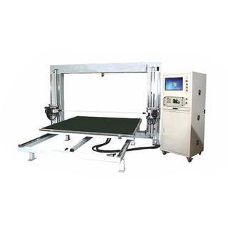 CNC foam cutting machine (horizontal Oscillating Blade)