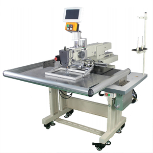 JQ-2A Automatic Mattress Label Sewing Mahine