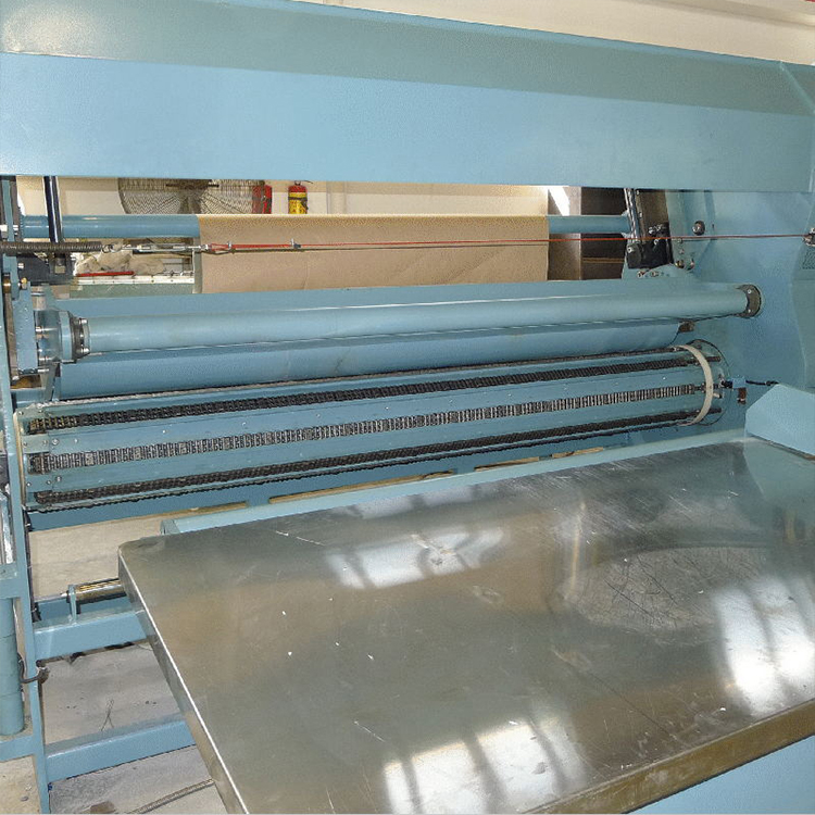 LR-PSL-20P Bonnell spring Units rolling packing Machine