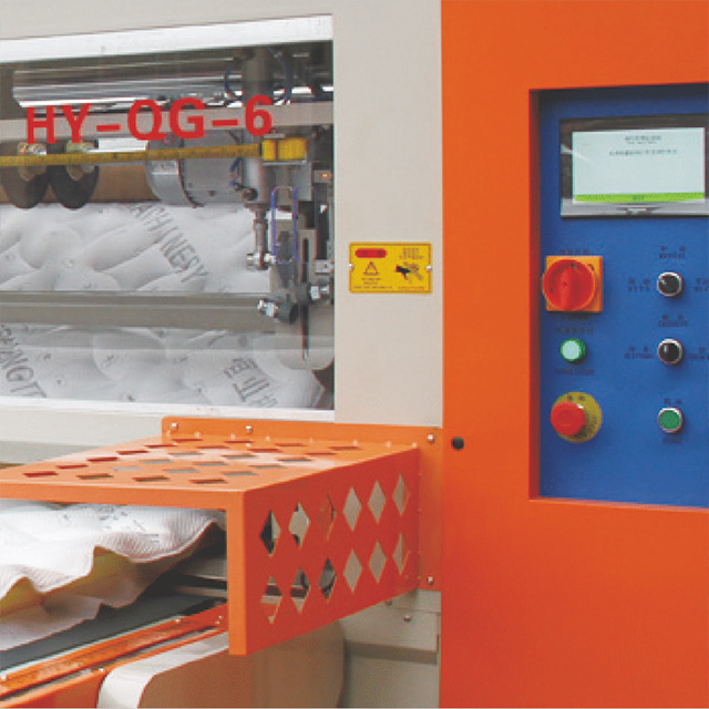HY-QG-6 Computerized Panel Cutter Machine