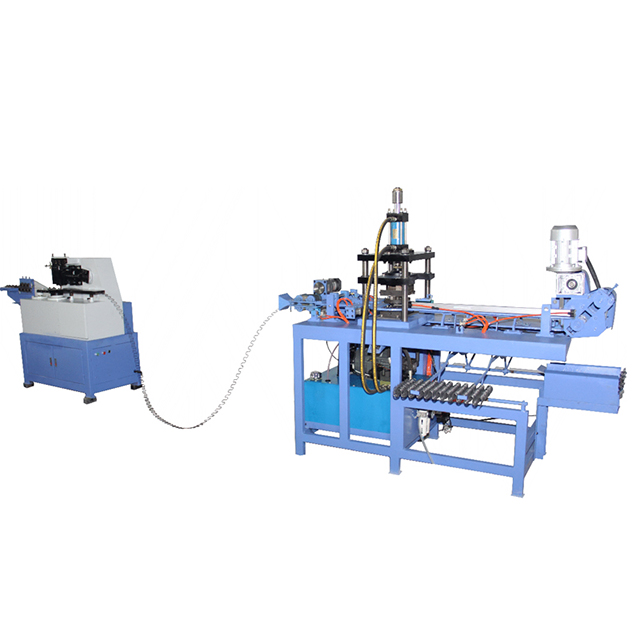 SF-LING Fully Automatic Sofa Zig-zag Spring Forming Machine