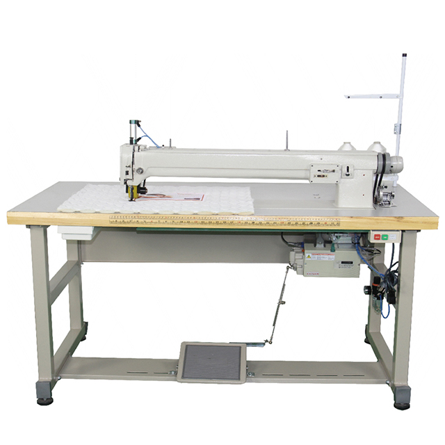 JQ-2 Long Arm Trade Mark Zigzag Sewing Machine