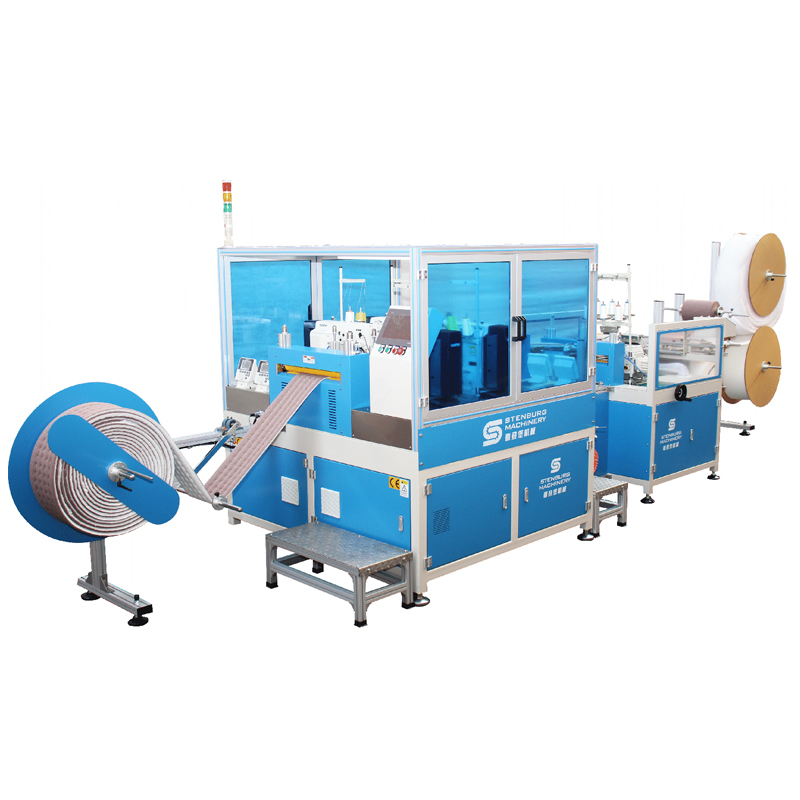 Automatic Border Side Stitching Production Line