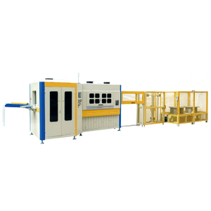 LR-PS-DW160 Automatic High Speed Pocket Spring Machine (Double Wire)