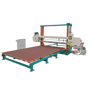 XPQ-III-1650/2150 Horizontal Re - bonding Foam Cutting Machine