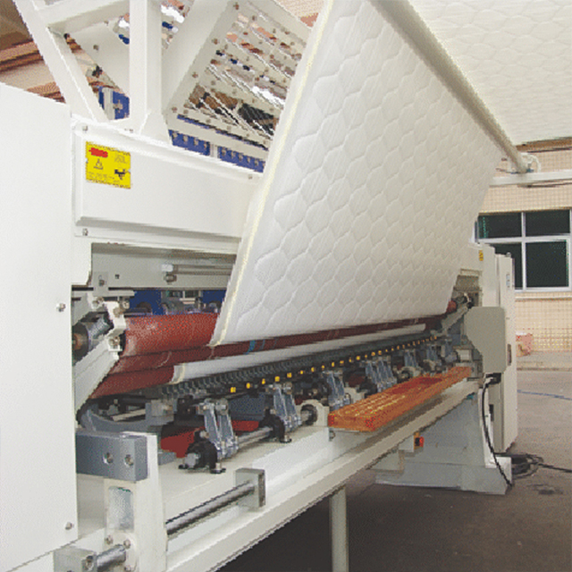 HY-128-3B Computerized Lock Stitch Multi-Needle Quilting Machine