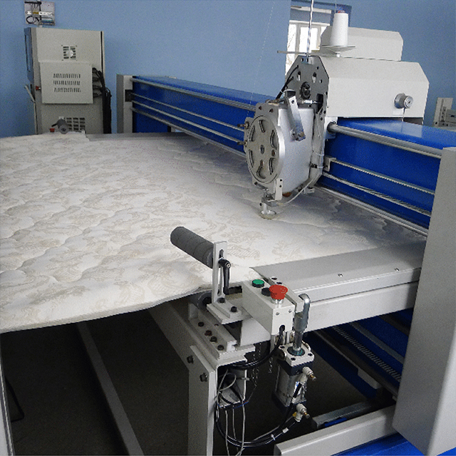 HF-DZ-1 Computerized Single-Needle Quilting Machine